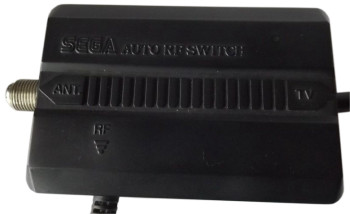 SEGA Auto RF Switchbox