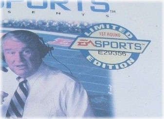 SEGA Genesis Electronic Arts First Round Limited Edition Box
