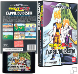 PAL/SECAM French Version Cover